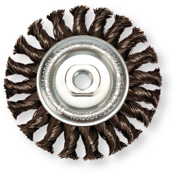Plaited circular brush 115 mm, Ø 14 mm